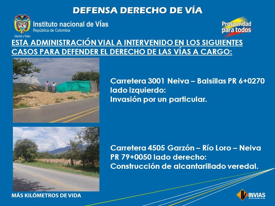 OBRAS EJECUTADAS VÍA HOBO – YAGUARÁ Contrato No. 471 de 2012: Mantenimiento Vial Contratista: Luis Alberto González Valor: $ 447.191.922 ANTES DESPUÉS