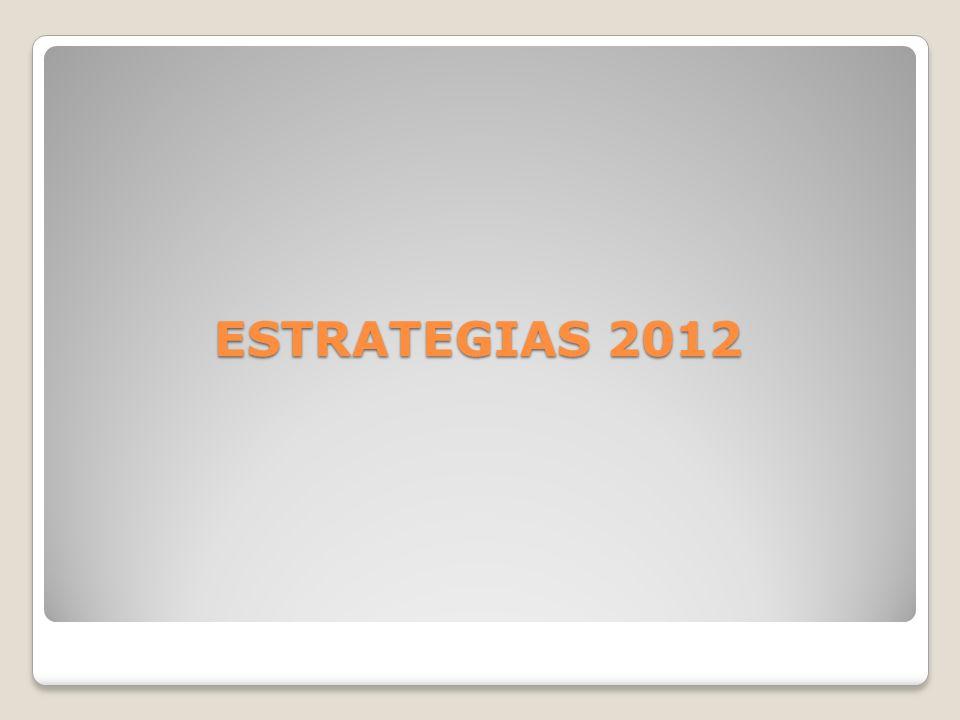 ESTRATEGIAS 2012