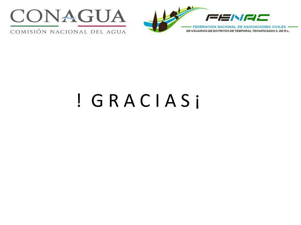 ! G R A C I A S ¡