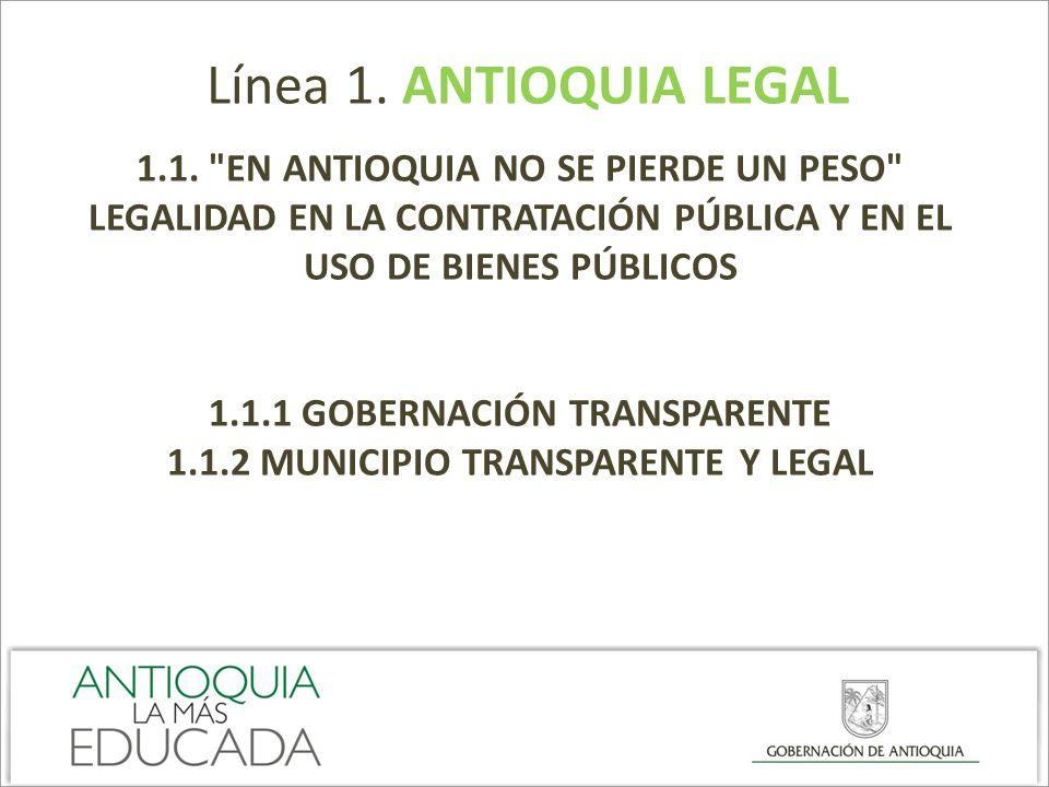 Línea 1. ANTIOQUIA LEGAL 1.1.