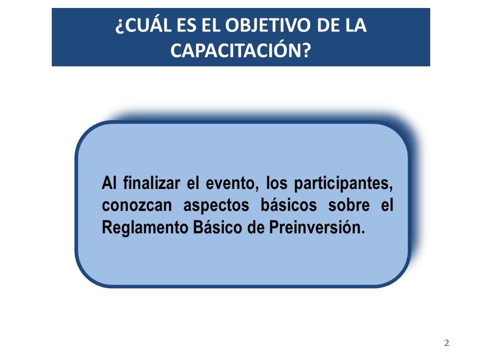 ESTUDIO DE IDENTIFICACIÓN (EI) 3.Tamaño y Localización 3.1.