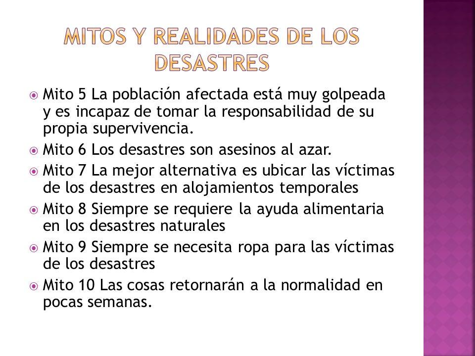 PARÁMETROS ZONASDESTRUCCIÓN DE MATERIALES VÍCTIMASDESORGANIZACIÓN SOCIAL COMPORTAMIENTO ZONA DE IMPACTO TOTAL MUERTOS HERIDOS SOBREVIVIENTES CONMOCIONADO S COMPLETA CONMOCIÓN INHIBICIÓN ESTUPOR POSTRACIÓN PÁNICOS LABORALES ZONA DE DESTRUCCIÓN IMPORTANT E HERIDO DAMNIFICADOS CONMOCIONADO S MUY PERTURBADA INHIBICIÓN HUIDA CENTRÍFUGA AGITACIÓN PÁNICO MARGINAL PARCIAL (COMUNICA CIONES) INTEGRIDAD FÍSICA SHOCK EMOCIONAL LIGERA (SIN EMBARGO SEPARADA DE SU CONTROL) INCIERTO INDECISO RUMORES ÉXODOS ZONA EXTERIOR 00 LA ORGANIZACIÓN SOCIAL SE CONSERVA SIMPATÍA CONVERGENCIA REPARACIÓN