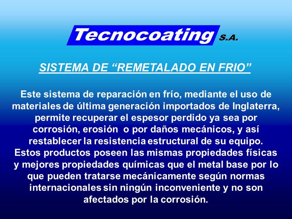 La más moderna tecnología en reparaciones metalograficas