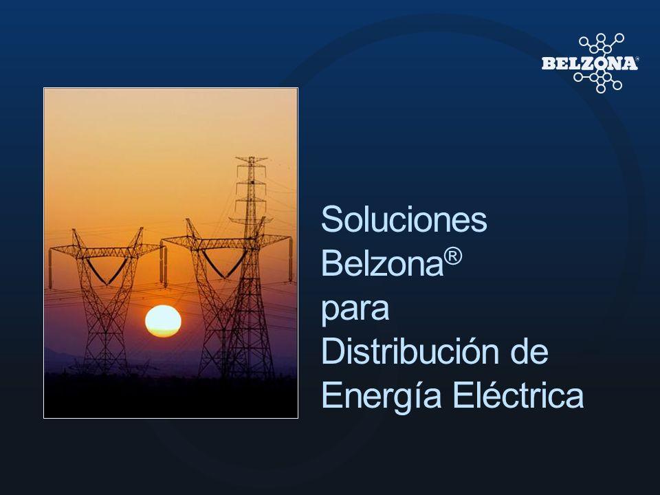 Soluciones Belzona ® para Distribución de Energía Eléctrica