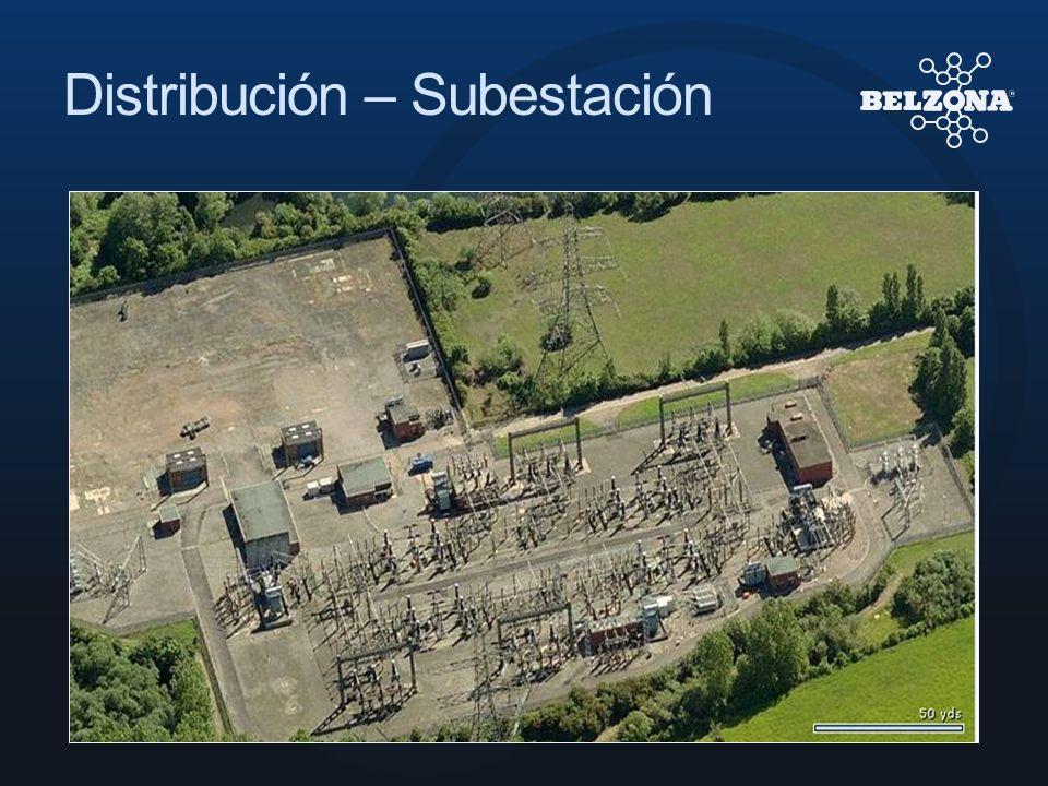 Distribución – Subestación