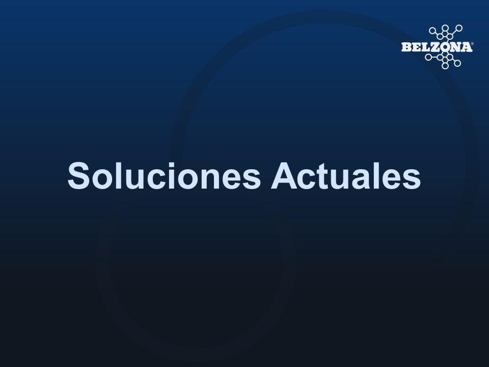 Soluciones Actuales