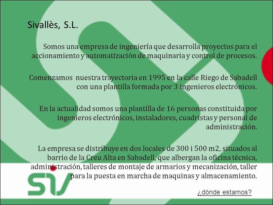 Sivallès, S.L.