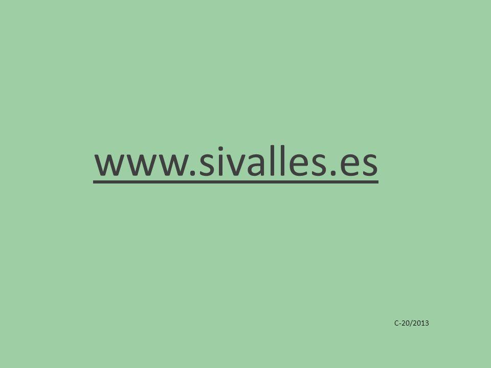 C-20/2013 www.sivalles.es
