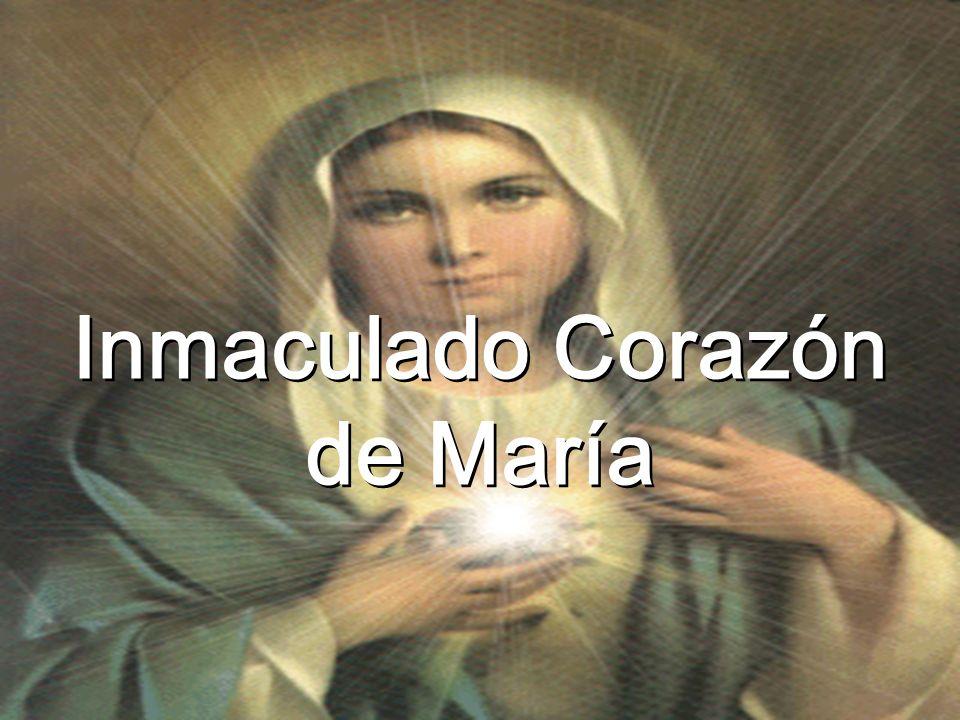 Inmaculado Corazón de María Inmaculado Corazón de María