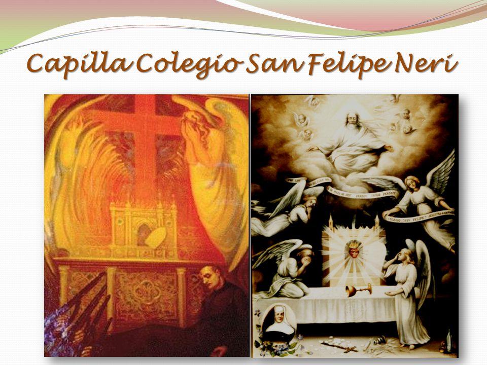 Capilla Colegio San Felipe Neri