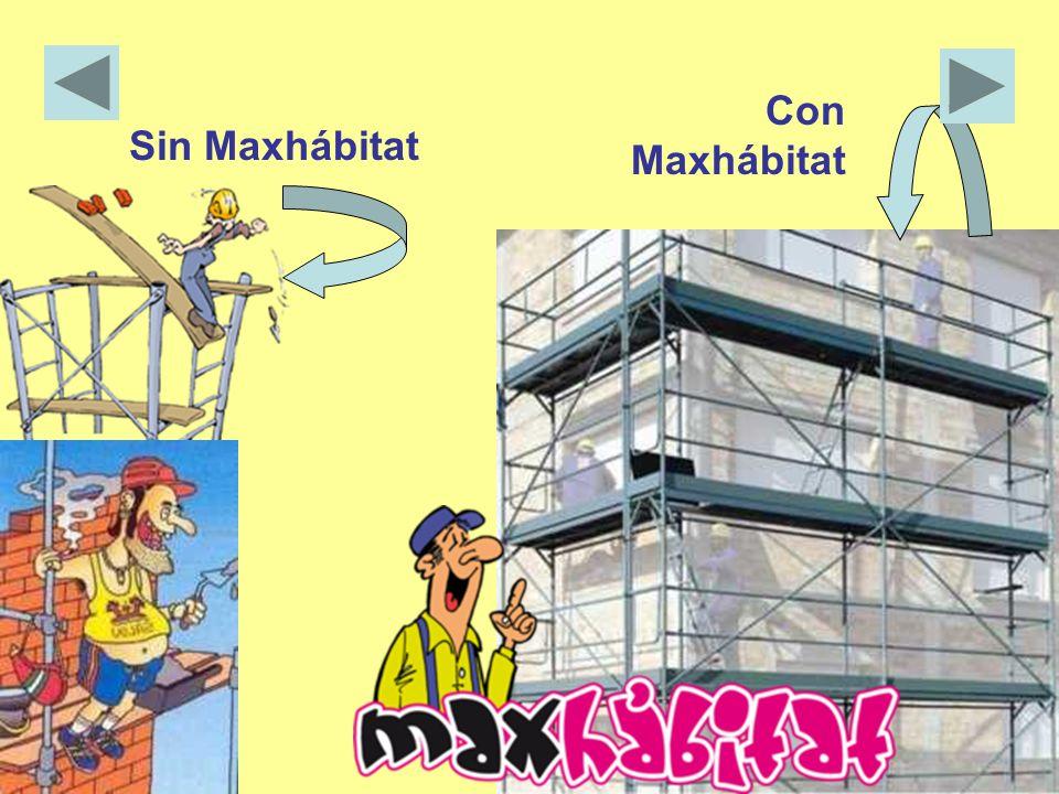 Sin Maxhábitat Con Maxhábitat