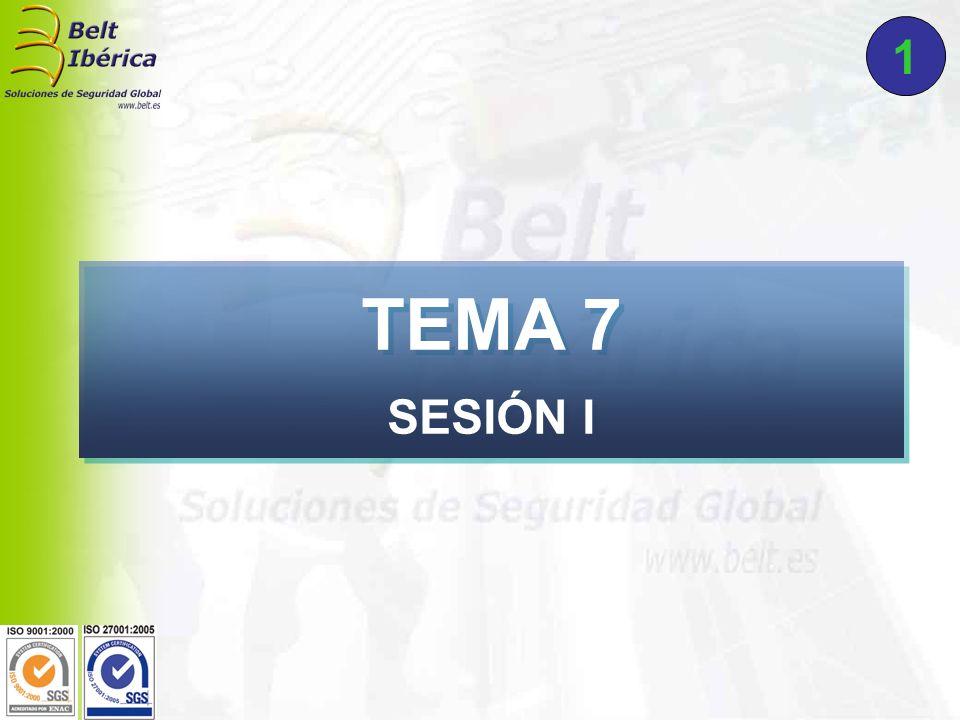 OBJETIVO DEL TEMA 7 Proporcionar el conocimiento y las orientaciones económicas para una buena gestión de la seguridad del establecimiento.