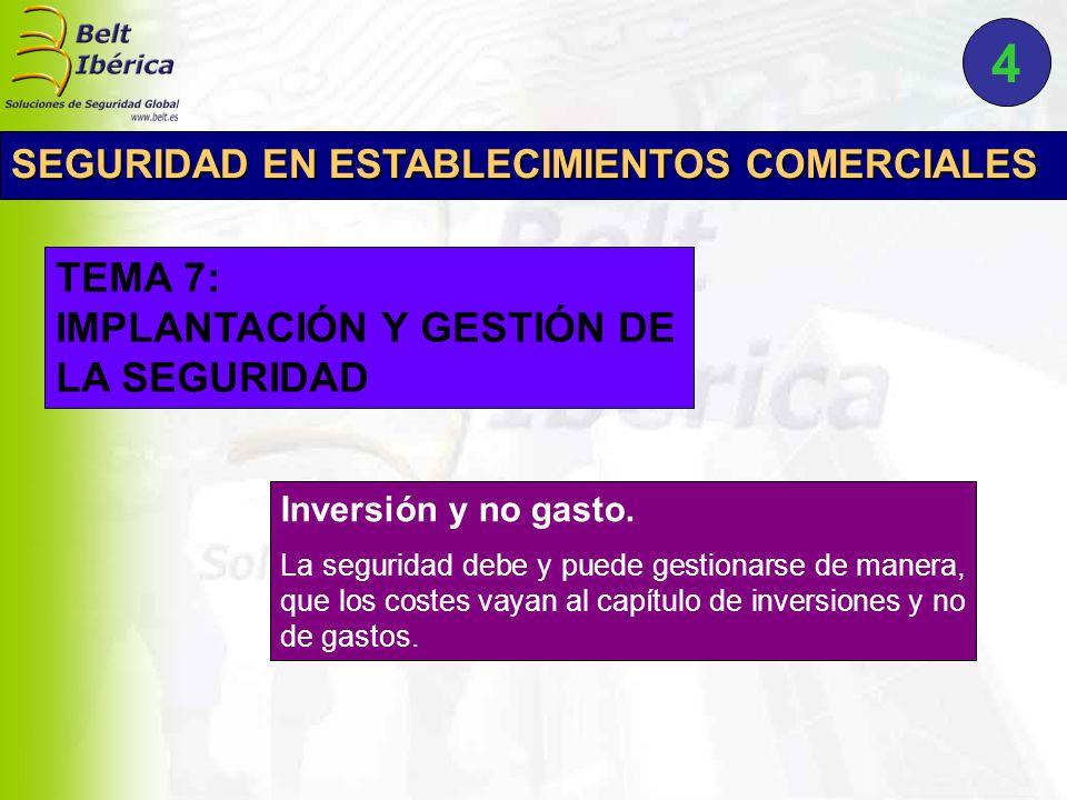 Revisión y mantenimiento (I) INSTALACIONES DE SEGURIDAD Reglamento Seguridad Privada.