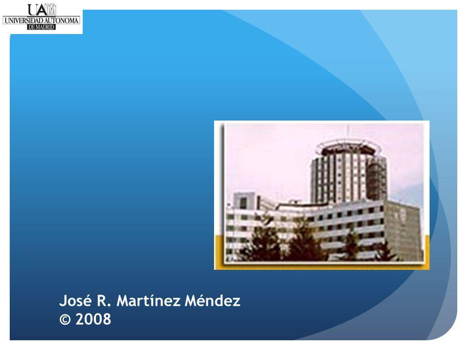 José R. Martínez Méndez © 2008