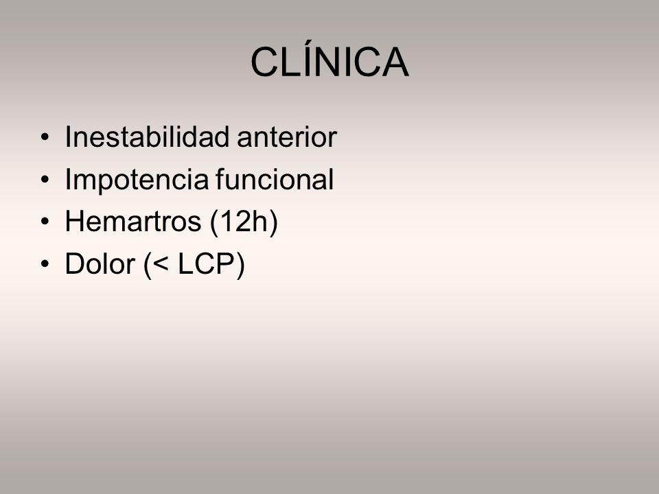 POSTOPERATORIO EN 3 FASES FASE 1 (<6sem): - control de inflamación y dolor, - fortalecimiento muscular - marcha(2º dpo) - carga total de peso(2ª sem.) ant-post y lat - adm Arrastre talón/ext toalla/isometría/ /ccc bipodal(<90ºF)/cca(bici 2ª sem)