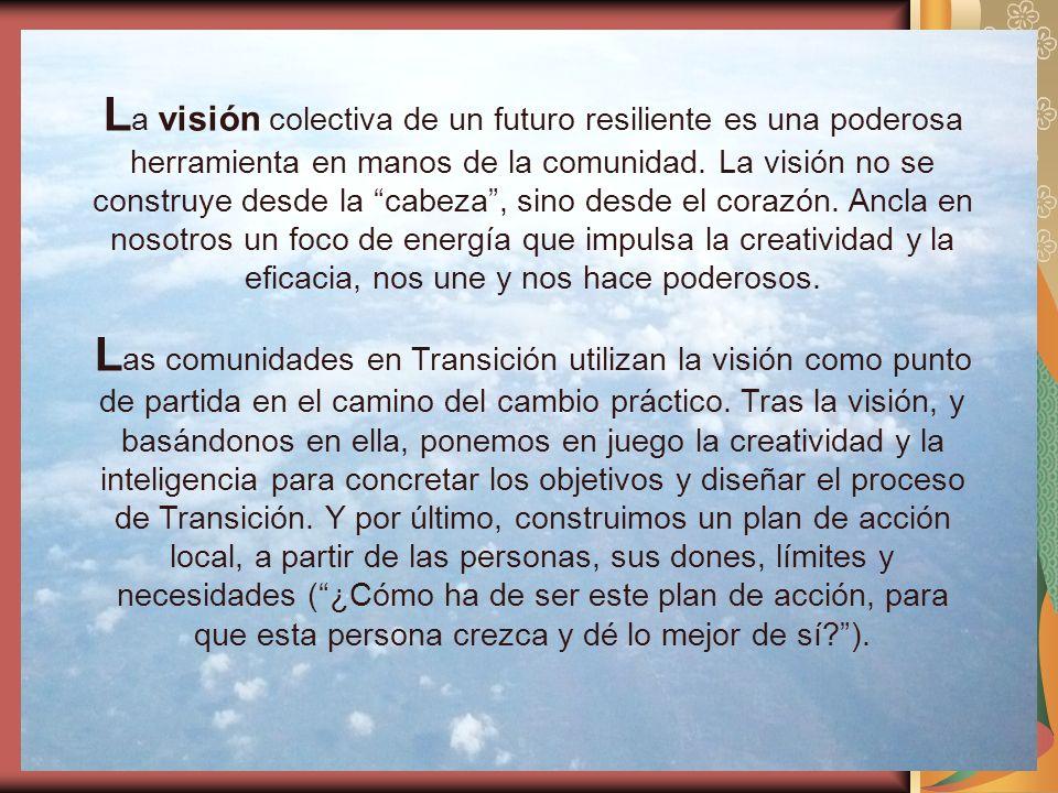 Los siguientes textos son producto de un ejercicio de visión individual, realizado en una jornada de introducción a la Transición, en La Vera (Cáceres), en abril de 2010.