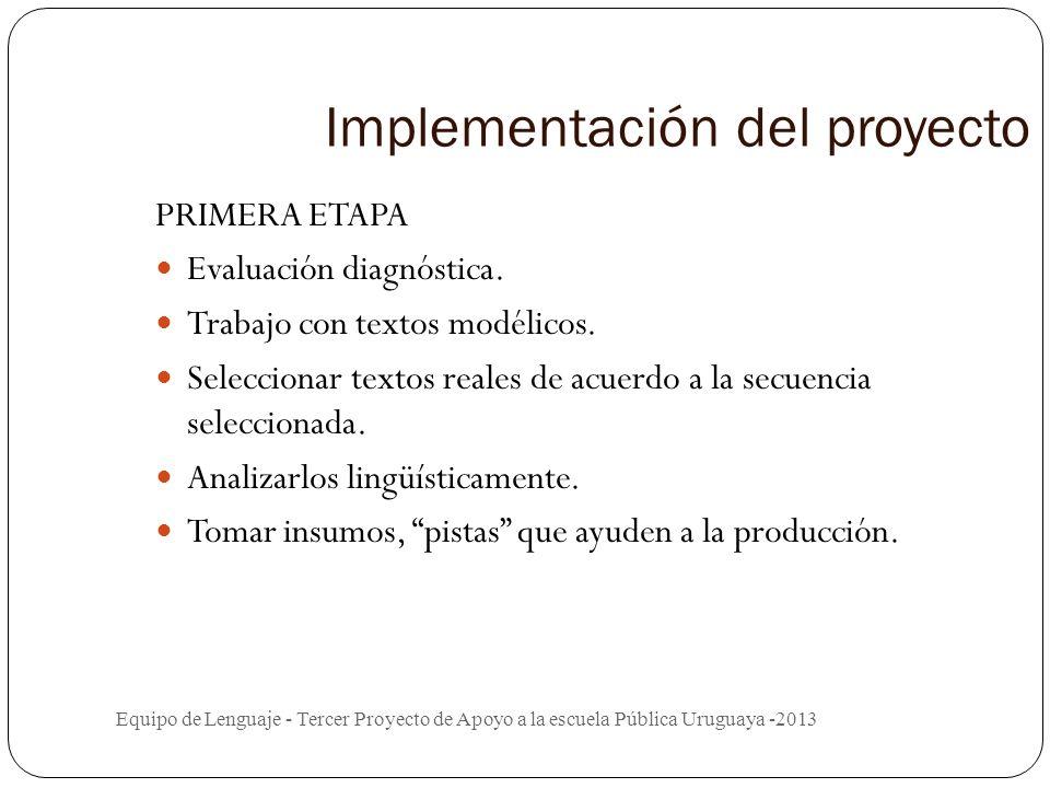 Ciclo de un proyecto Fase inicial Identificación Diseño Evaluación diagnóstica Fase intermedia Ejecución Seguimiento Evaluación formativa Fase final E