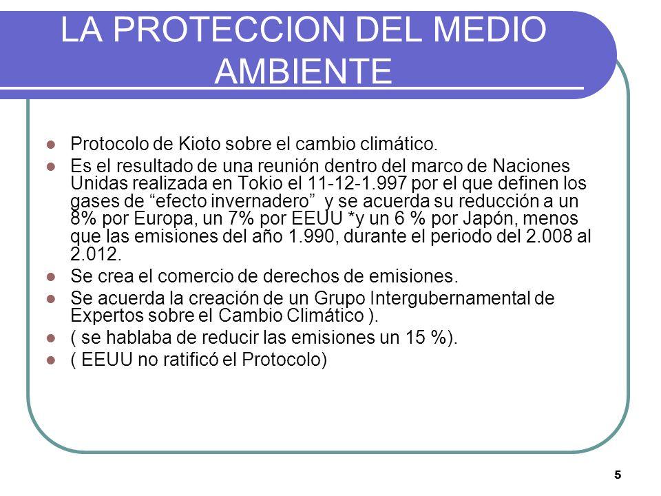 16 EL CODIGO DE LA EDIFICACION Y LA PROTECCION DE MEDIO AMBIENTE El 2º Capitulo trata de las condiciones técnicas y administrativas.