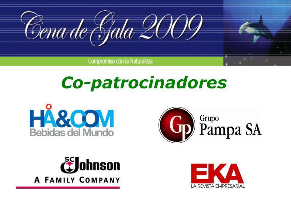 Co-patrocinadores