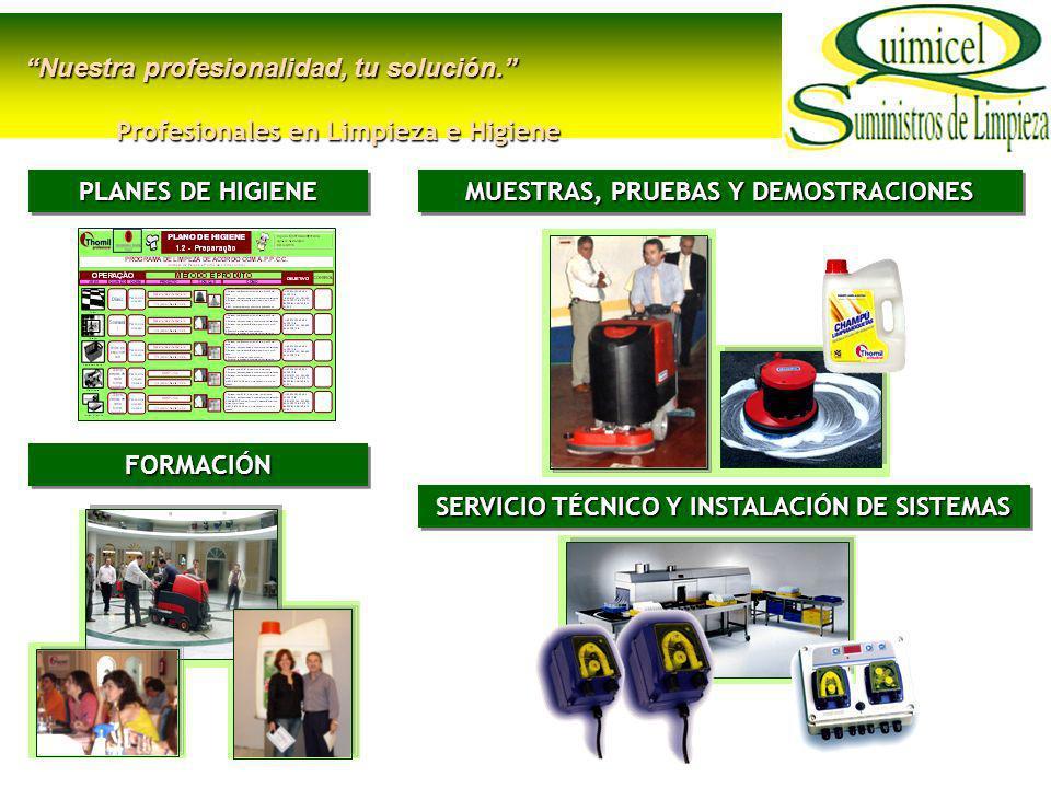 Servicio de Asistencia Técnica.Instalación, Mantenimiento y Reparación de maquinaria.