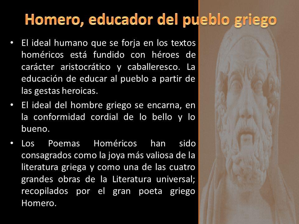 Los aportes de los sofistas a la educación La creación de una teoría de la educación y la enseñanza y formulación de los primeros ideales pedagógicos, reconociendo fines éticos morales.
