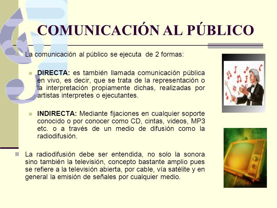 NORMATIVIDAD VIGENTE EN COLOMBIA Ley 23 de 1982 Ley 44 de 1993 Decisión 351 del Acuerdo de Cartagena Ley 232 de 1995 Ley 545 de 1.999 (WPPT) Ley 565 de 2.000 (WCT) Código Penal: Art.