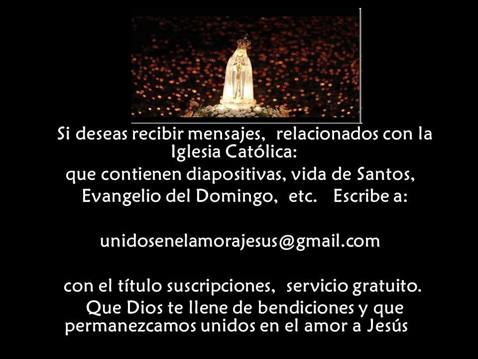 El contenido real del tercer secreto de Fátima publicado íntegramente (de puño y letra por Sor Lucía), se lo encuentra en ésta dirección: http://www.vatican.va/roman_curia/cong regations/cfaith/documents/rc_con_cfaith_ doc_20000626_message-fatima_sp.html El secreto así como un comentario teológico del Papa Benedicto XVI cuando era Cardenal, http://www.vatican.va/roman_curia/cong regations/cfaith/documents/rc_con_cfaith_ doc_20000626_message-fatima_sp.html se lo encuentra en: http://www.ewtn.org/new_library/Spanis h/Documentos/tercer_secreto_fatima.htm