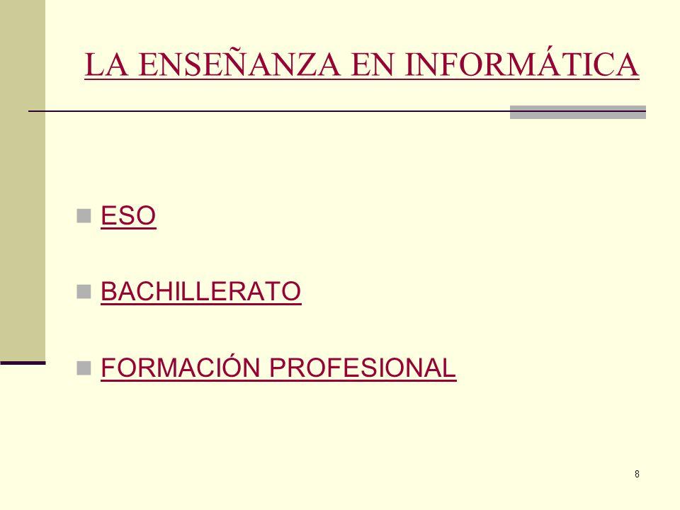 119 El Real Decreto 1118/2004, de 23 de enero (BOE de 4 de febrero), regula el Título de Especialización Didáctica (TED) que debería sustituir al CAP a partir del curso 2006-2007.
