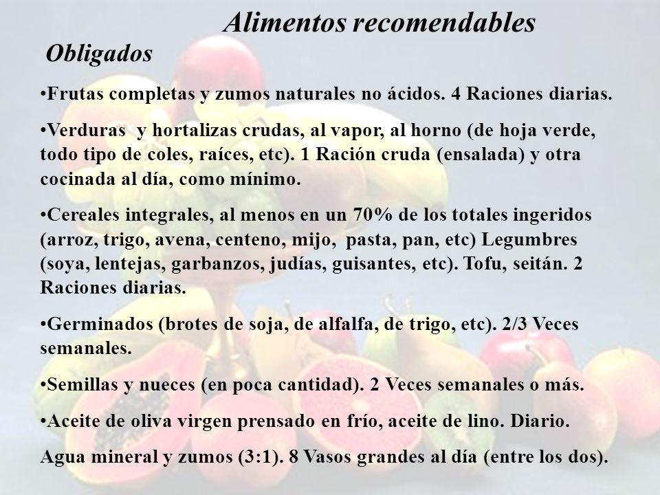 www.iasdsanjudas.com Frutas completas y zumos naturales no ácidos.