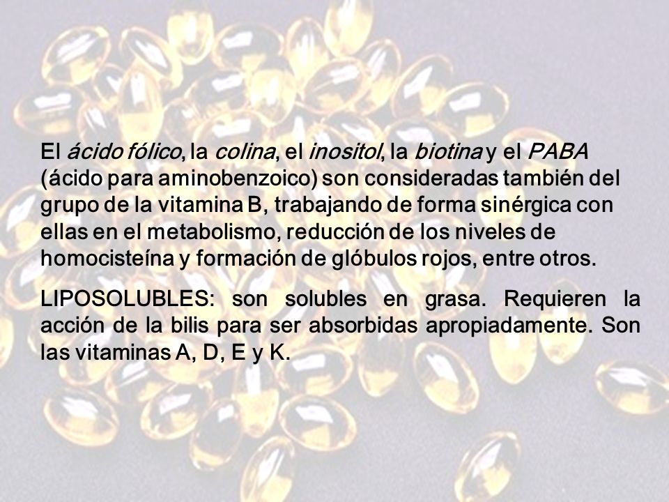 www.iasdsanjudas.com Vitamina B12 (cobalamina): Funciones: División celular. Aumenta la vitalidad. Formación de glóbulos rojos. Crucial para el sistem