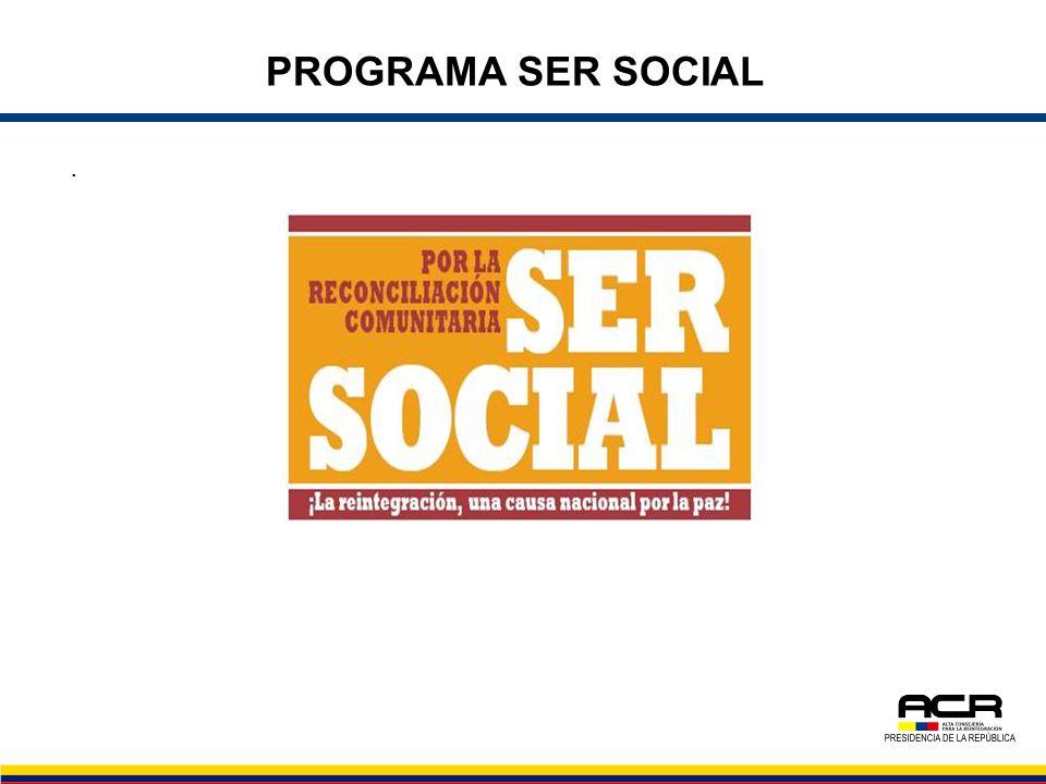 . PROGRAMA SER SOCIAL