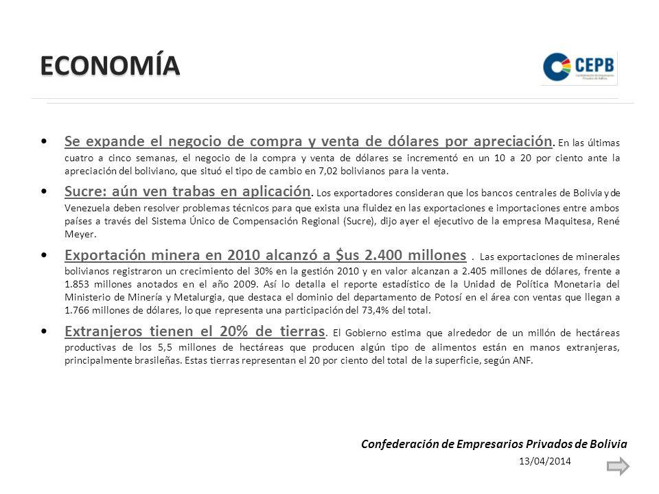 POLÍTICA Paraguay califica de graves las declaraciones de Morales.
