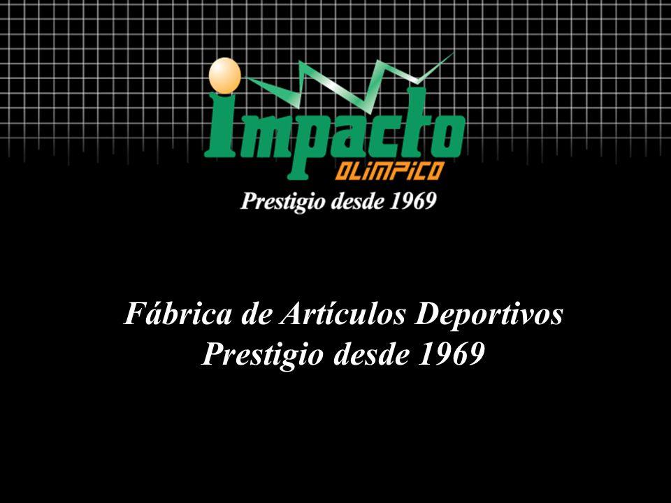 Fábrica de Artículos Deportivos Prestigio desde 1969
