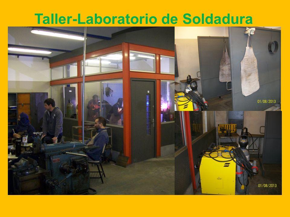 Taller-Laboratorio de Soldadura