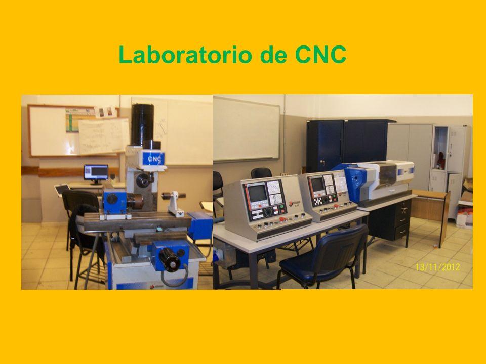 Laboratorio de CNC
