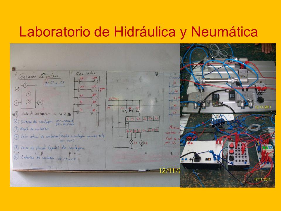 Laboratorio de Hidráulica y Neumática