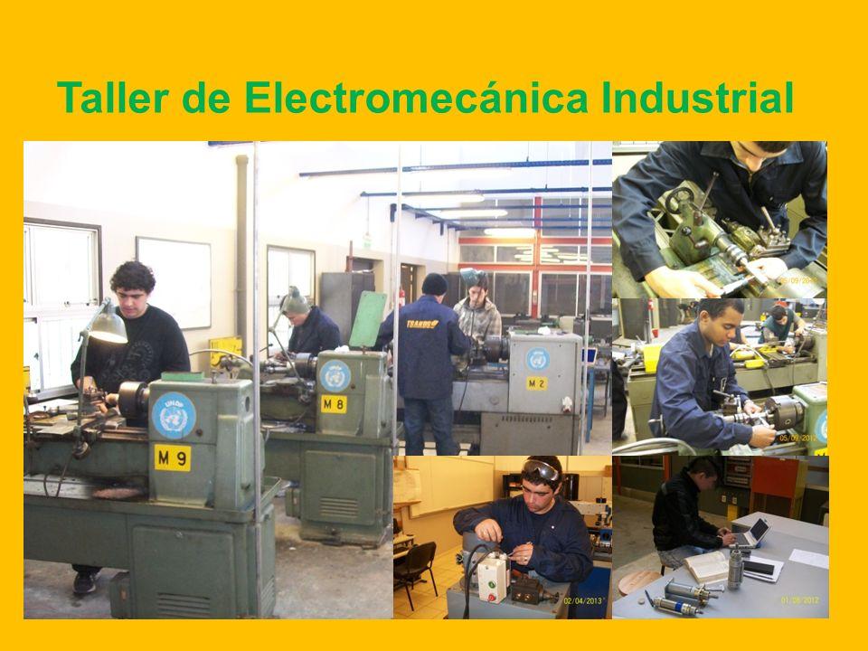 Taller de Electromecánica Industrial