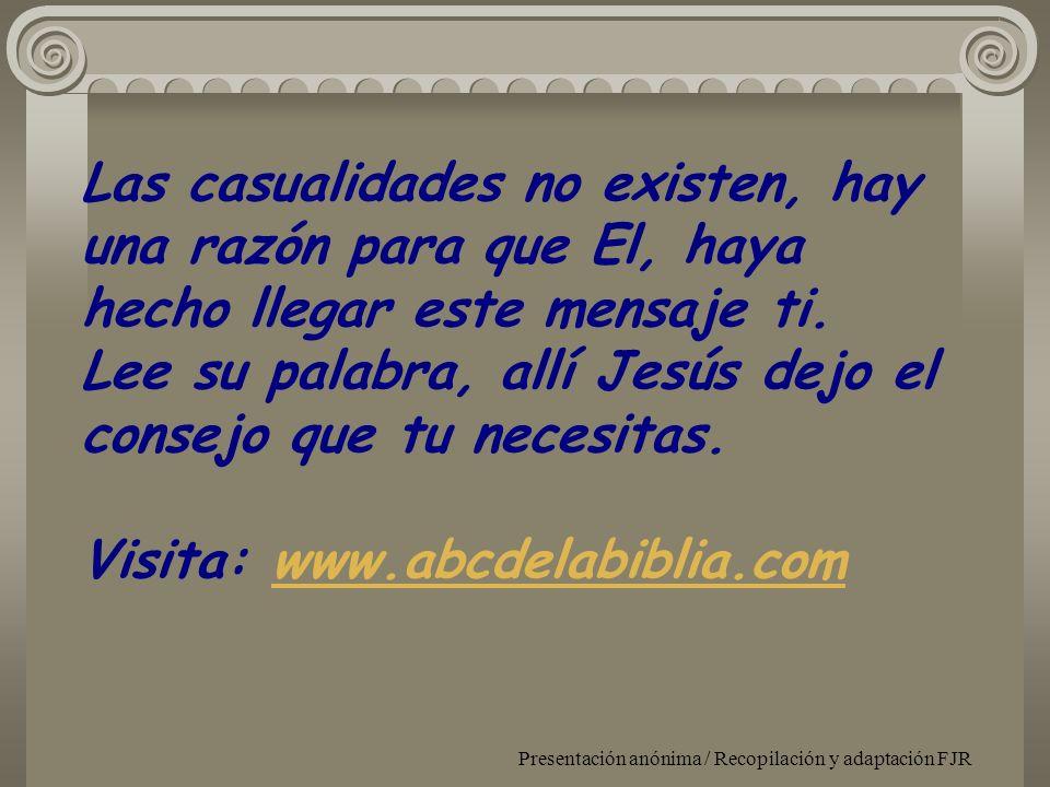 La Biblia dice: 28 Venid a mí todos los que estáis trabajados y cargados, y yo os haré descansar.