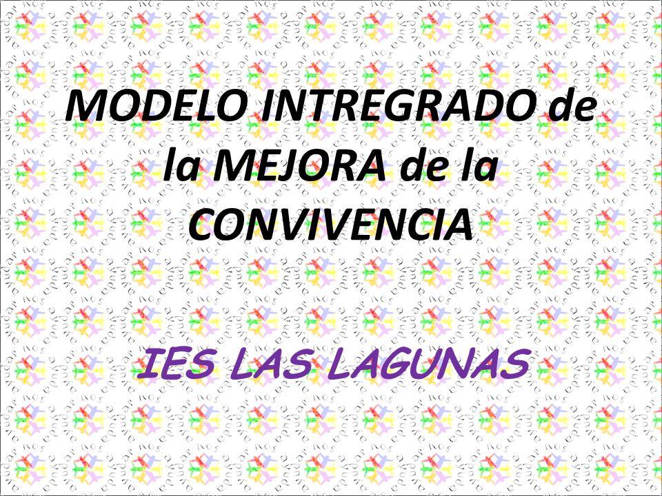 MODELO INTREGRADO de la MEJORA de la CONVIVENCIA IES LAS LAGUNAS