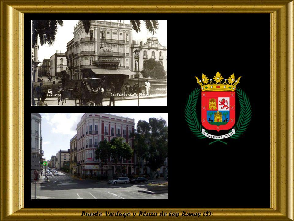 Puente Verdugo y Plaza de las Ranas