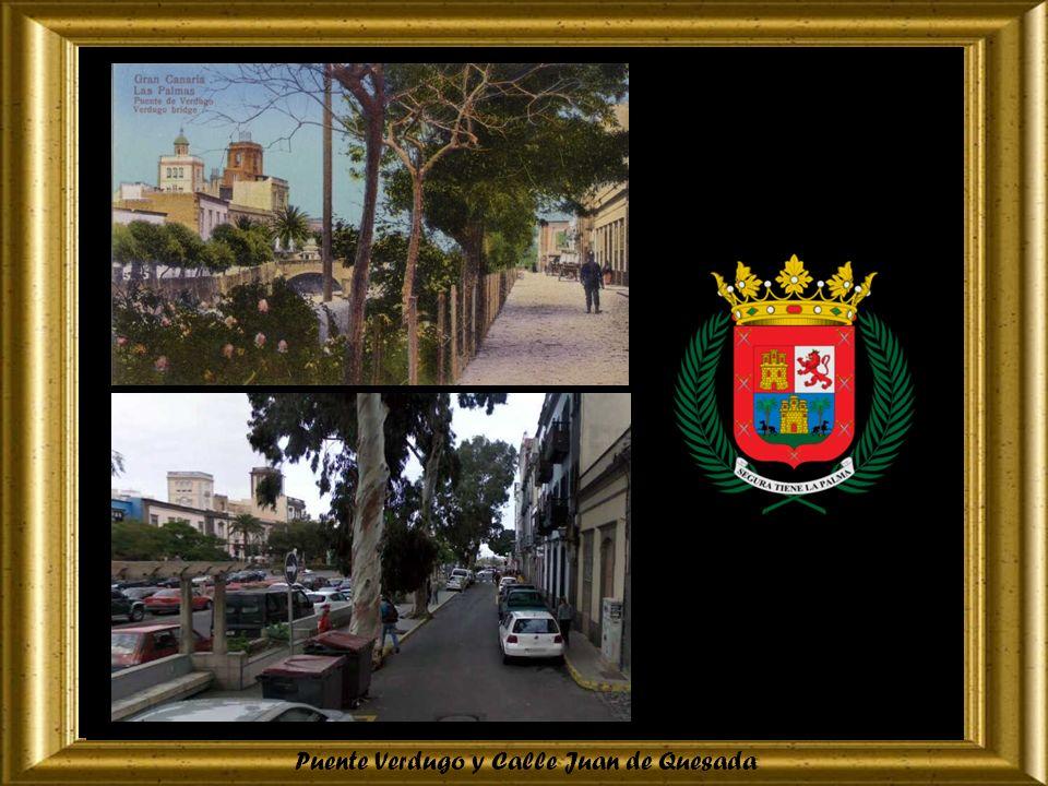 Puente Verdugo y Calle Juan de Quesada