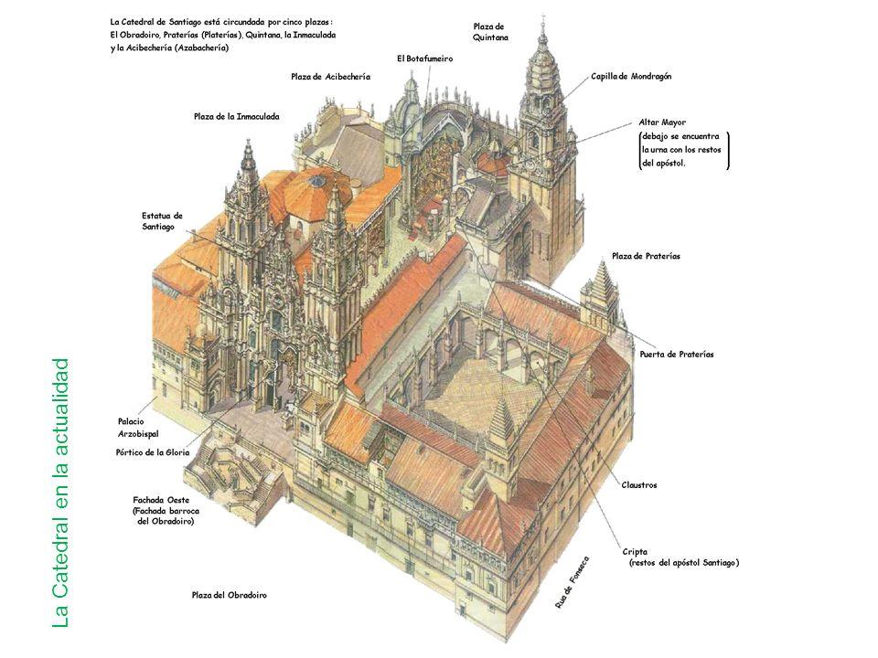 La Catedral en la actualidad