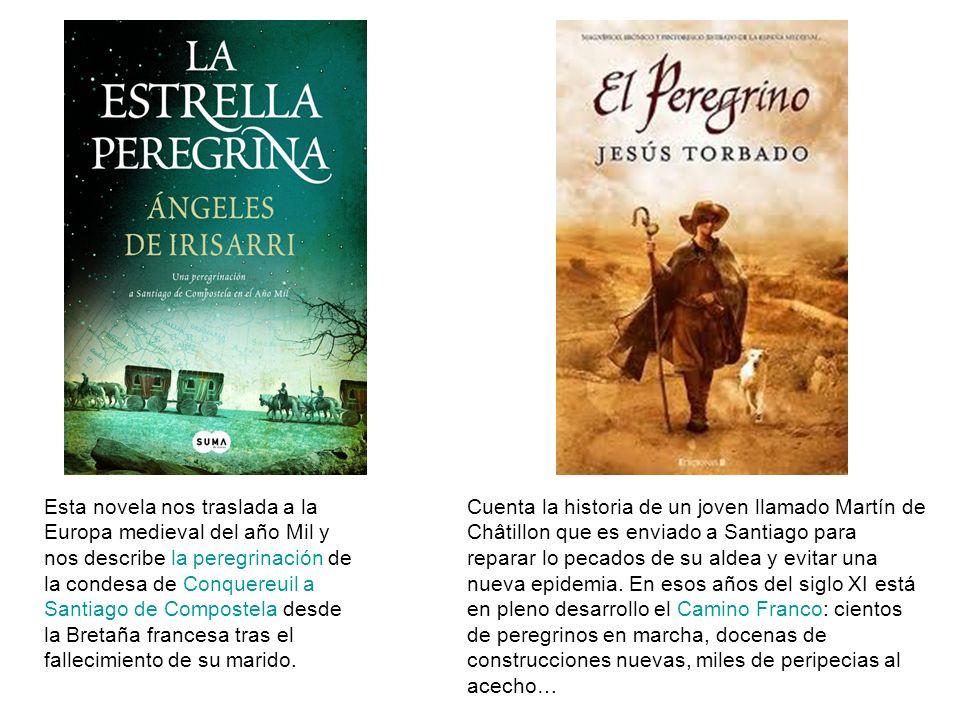 Cuenta la historia de un joven llamado Martín de Châtillon que es enviado a Santiago para reparar lo pecados de su aldea y evitar una nueva epidemia.