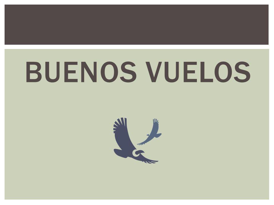 BUENOS VUELOS