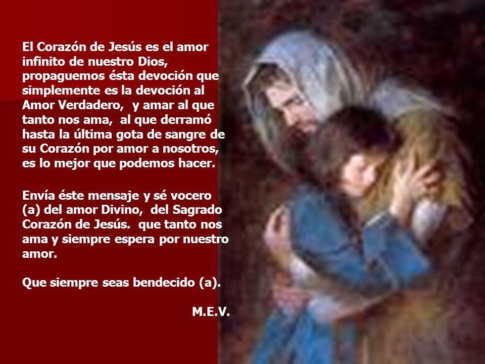 Promesas de Jesús a los que sigan ésta devoción. (10) Daré a los sacerdotes el don de tocar a los corazones más empedernidos. (11) Los que propaguen e