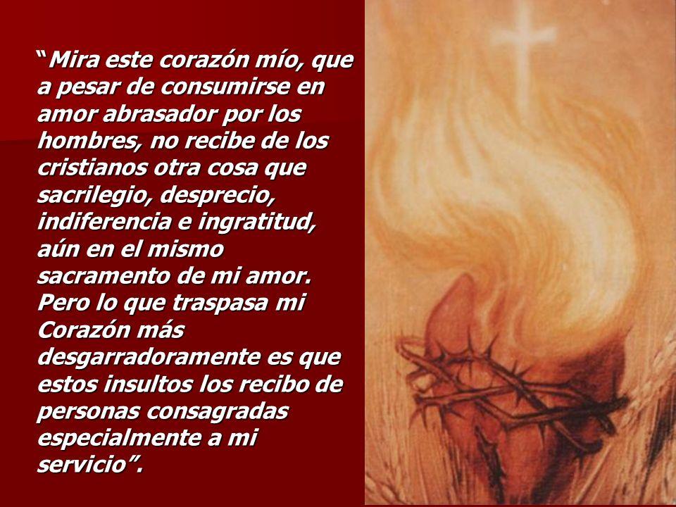 Las promesas de la Virgen a los que recen el rosario Las promesas de la Virgen a los que recen el rosario He aquí el corazón que ha amado tanto a los