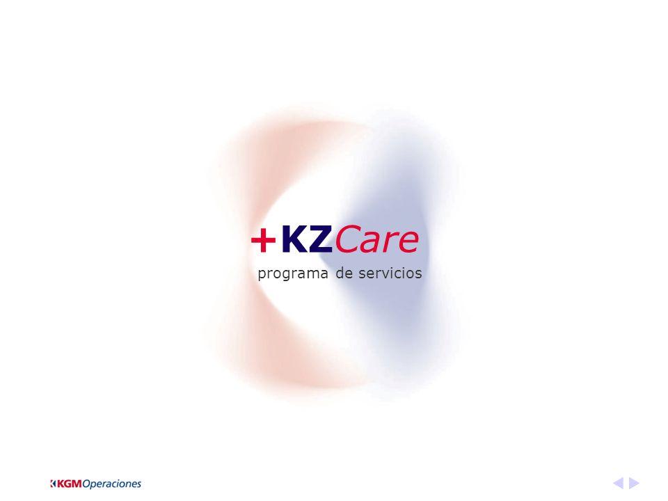 +KZCare programa de servicios PreventivosCorrectivos reactores y transformadores