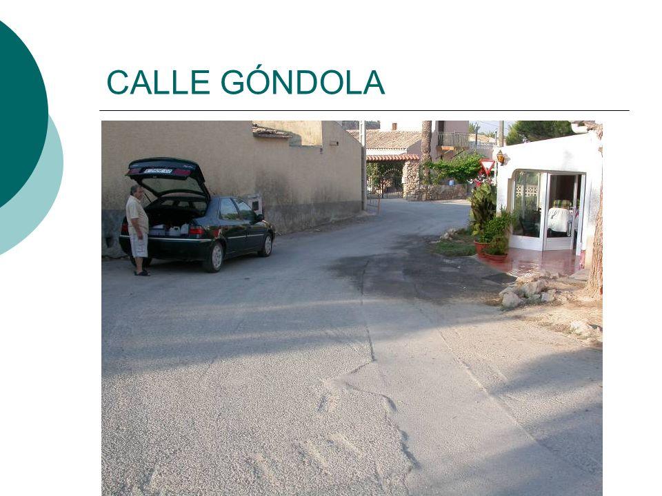 CALLE GÓNDOLA