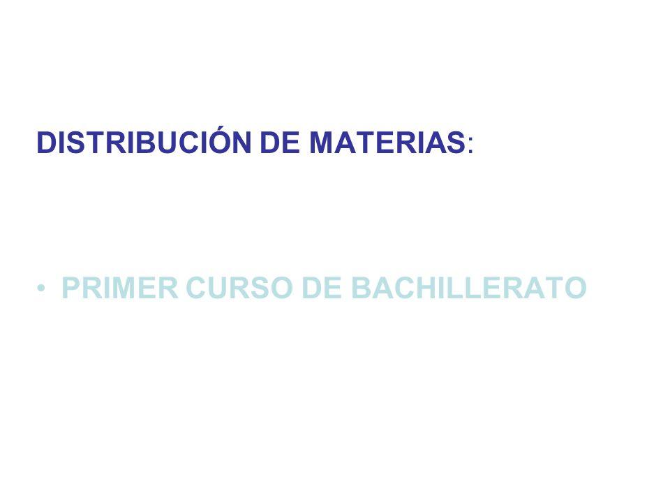 SALIDAS: El título de Bachiller facultará para acceder a las distintas enseñanzas que constituyen la educación superior: –Enseñanzas universitarias.