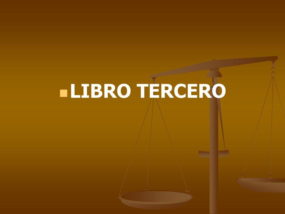 LIBRO TERCERO